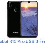 Cubot R15 Pro USB Driver