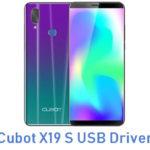 Cubot X19 S USB Driver