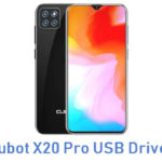 Cubot X20 Pro USB Driver