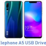 Elephone A5 USB Driver