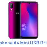 Elephone A6 Mini USB Driver