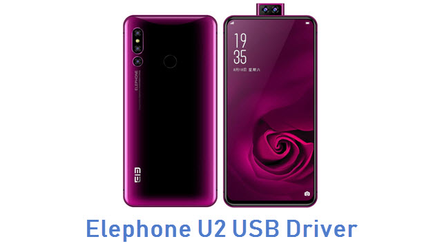Elephone U2 USB Driver