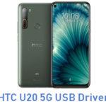 HTC U20 5G USB Driver