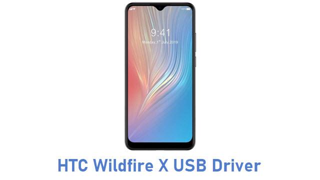 HTC Wildfire X USB Driver