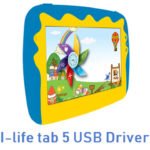 I-life tab 5 USB Driver