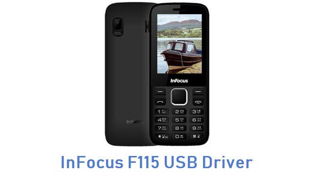 InFocus F115 USB Driver