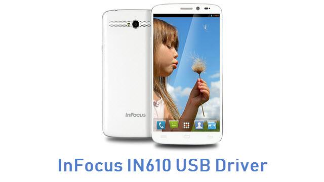 InFocus IN610 USB Driver