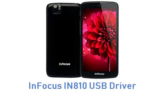 InFocus IN810 USB Driver