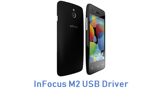 InFocus M2 USB Driver