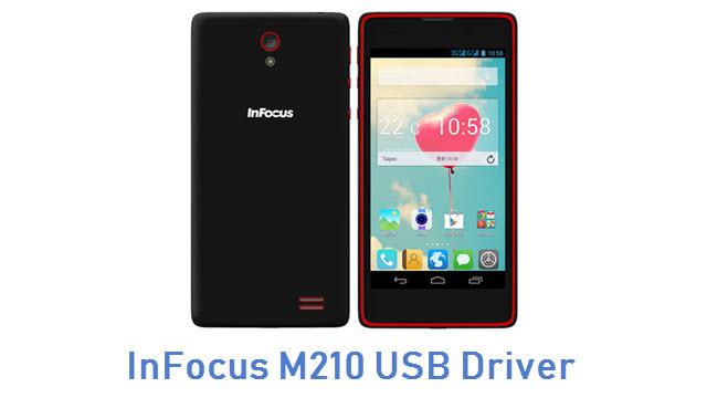 InFocus M210 USB Driver