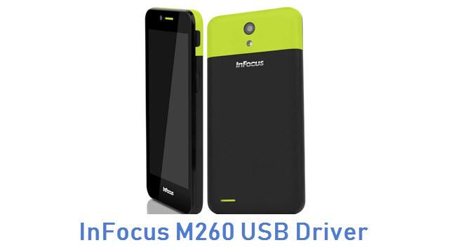 InFocus M260 USB Driver