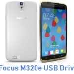 InFocus M320e USB Driver