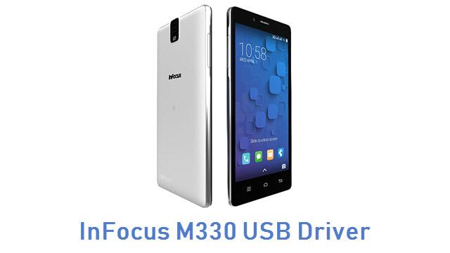 InFocus M330 USB Driver