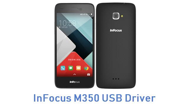 InFocus M350 USB Driver