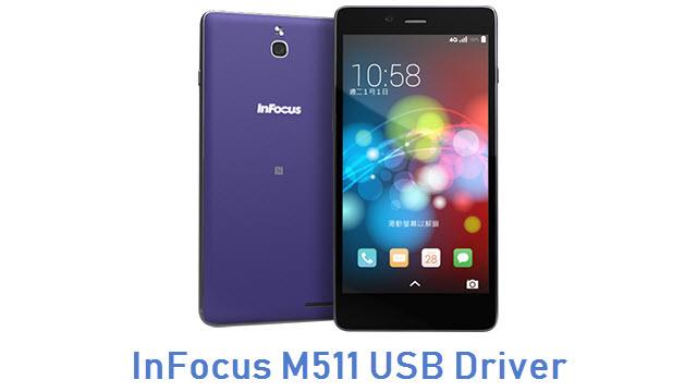 InFocus M511 USB Driver