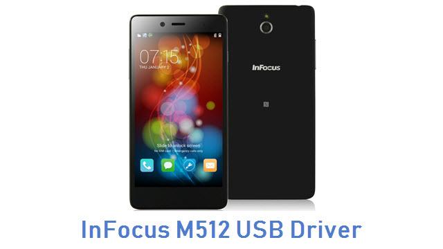 InFocus M512 USB Driver