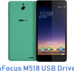 InFocus M518 USB Driver