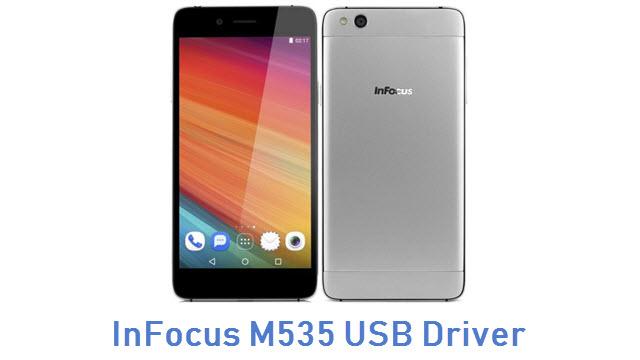 InFocus M535 USB Driver