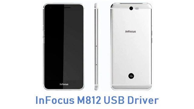 InFocus M812 USB Driver