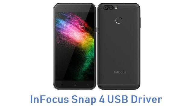 InFocus Snap 4 USB Driver