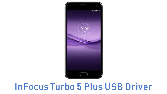 InFocus Turbo 5 Plus USB Driver