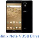 Infinix Note 4 USB Driver
