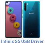 Infinix S5 USB Driver