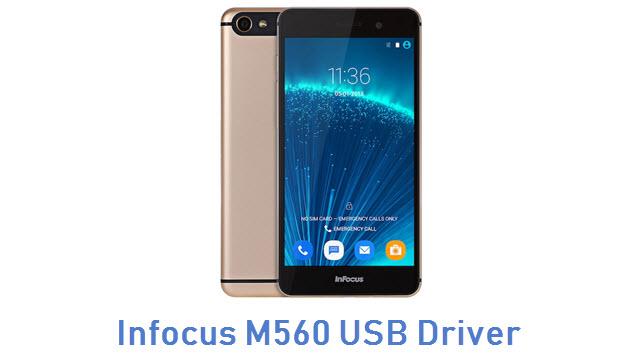 Infocus M560 USB Driver