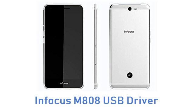 Infocus M808 USB Driver