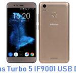 Infocus Turbo 5 IF9001 USB Driver