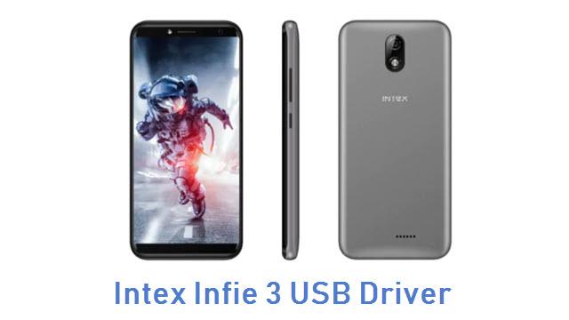 Intex Infie 3 USB Driver