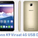 Karbonn K9 Viraat 4G USB Driver
