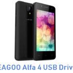LEAGOO Alfa 4 USB Driver