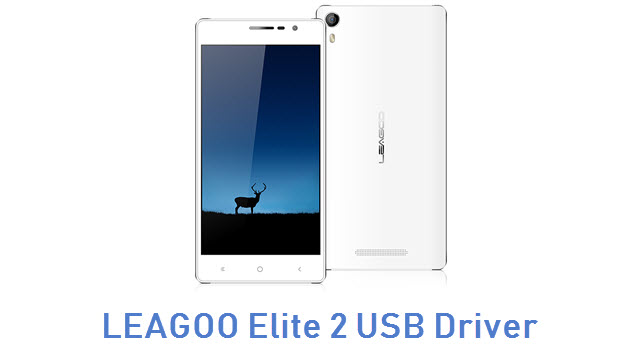 LEAGOO Elite 2 USB Driver
