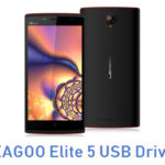 LEAGOO Elite 5 USB Driver
