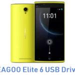 LEAGOO Elite 6 USB Driver