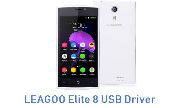 LEAGOO Elite 8 USB Driver