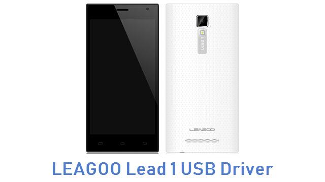 LEAGOO Lead 1 USB Driver