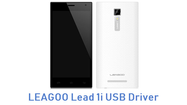 LEAGOO Lead 1i USB Driver