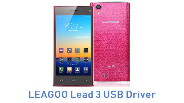 LEAGOO Lead 3 USB Driver