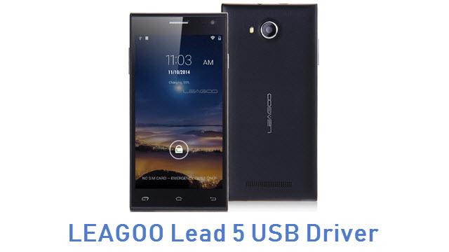 LEAGOO Lead 5 USB Driver
