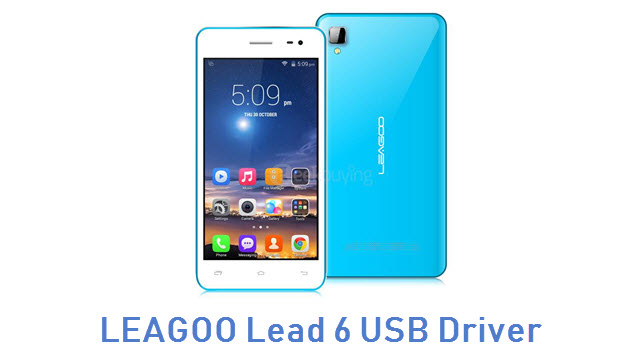 LEAGOO Lead 6 USB Driver