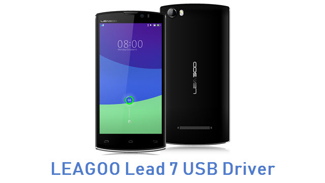 LEAGOO Lead 7 USB Driver
