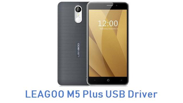 LEAGOO M5 Plus USB Driver