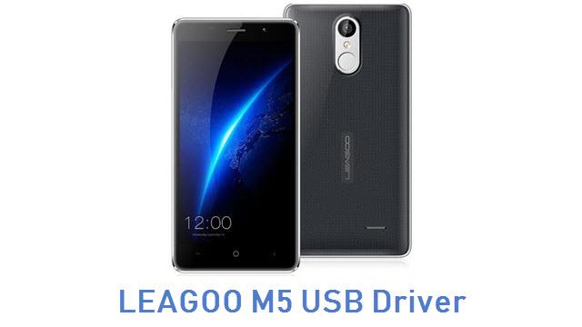 LEAGOO M5 USB Driver