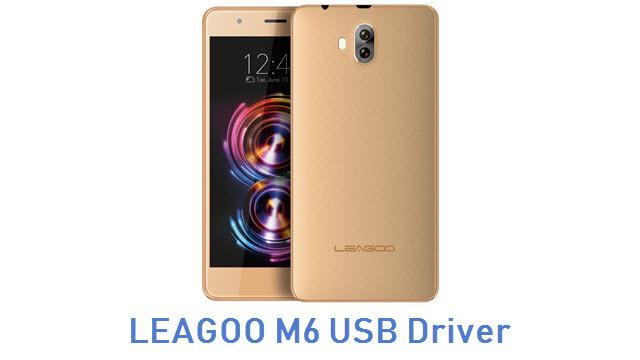 LEAGOO M6 USB Driver