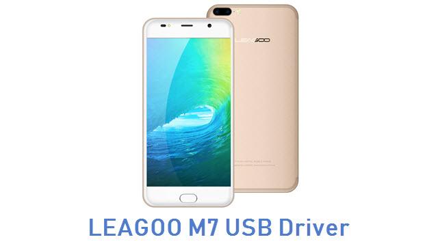 LEAGOO M7 USB Driver