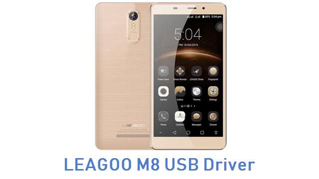 LEAGOO M8 USB Driver