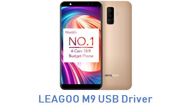 LEAGOO M9 USB Driver