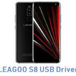 LEAGOO S8 USB Driver